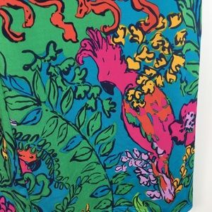 Lilly Pulitzer Dresses - Lilly Pulitzer | jade tunic shake your tail 0564